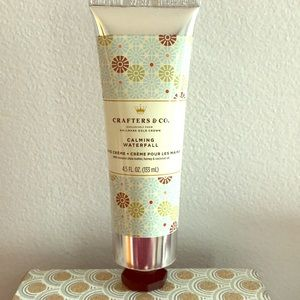 Crafters & Co. Other - Crafters & Co. Calming Waterfall Hand Creme